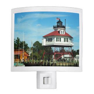 Drum Point Lighthouse Solomons Nightlight Night Lite