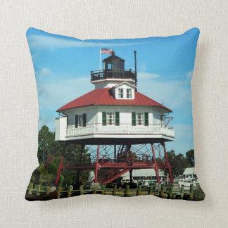 Drum Point Lighthouse Solomons Pillow