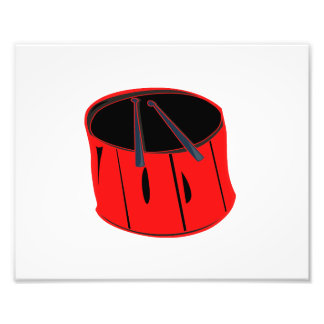 drum red  n blk handdrawn look.png photograph