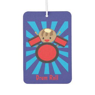 Drum Roll Car Air Freshener