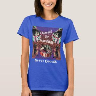 Drum Roll for Sugar Gliders Womens T-Shirt