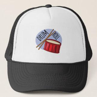 Drum Roll Trucker Hat