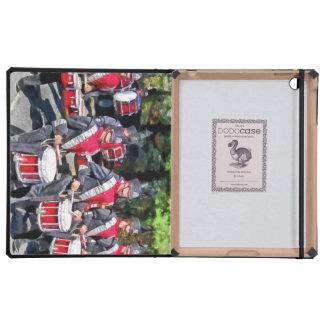 Drum Section iPad Cases