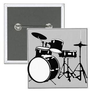 drum set button