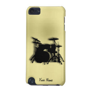 Drum Set iPod Touch Case