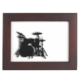 Drum Set Keepsake Box