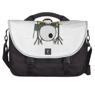 Drum Set Laptop Bags