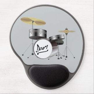Drum set - Mouse pad Gel Mouse Pad