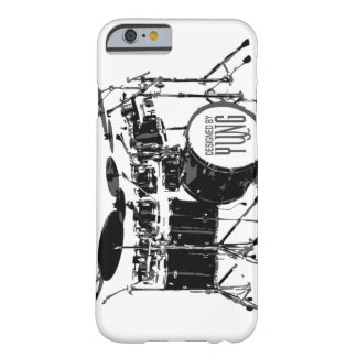 Drum Set Phone Case Barely There iPhone 6 Case