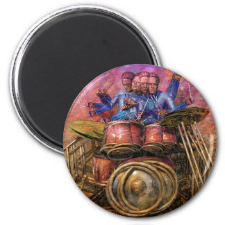 Drum Solo Magnet