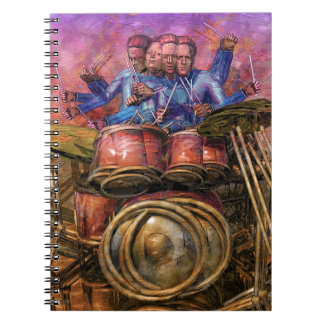 Drum Solo notebook