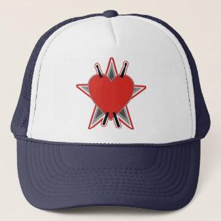 Drum Stick Tattoo Trucker Hat