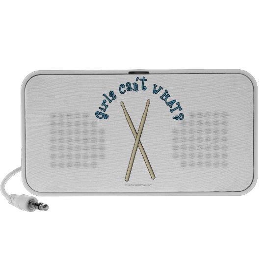 Drum Sticks Portable Speaker