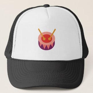 Drum Trucker Hat