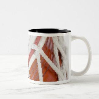 Drum Two-Tone Coffee Mug