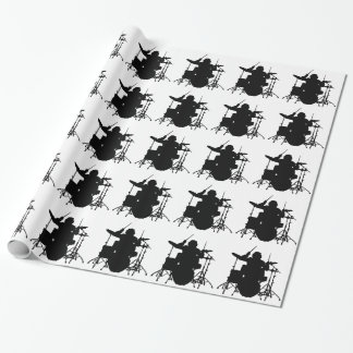 drumer.png wrapping paper