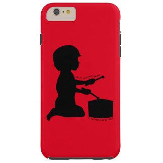 Druming Along Tough iPhone 6 Plus Case