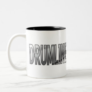 Drumline Chrome Two-Tone Coffee Mug