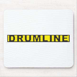Drumline Crime Scene Tape Mouse Pad