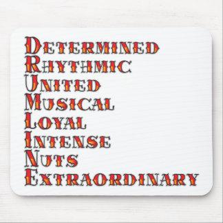 Drumline Definition Mouse Pad