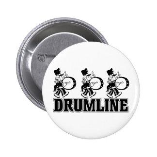 Drumline Drummers Pins