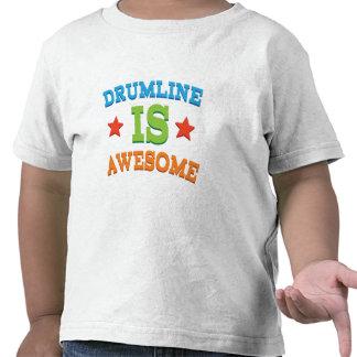 Drumline es impresionante camisetas