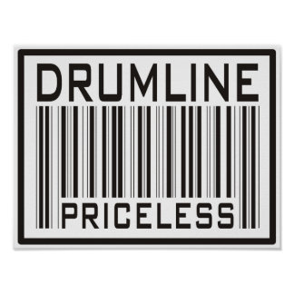 Drumline inestimable póster