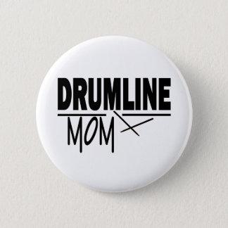 Drumline Mom Button
