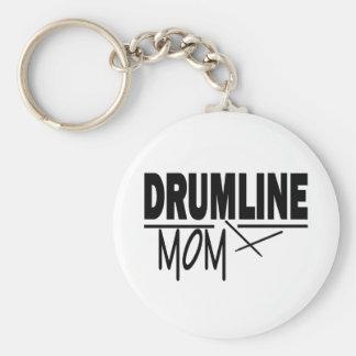 Drumline Mom Keychain