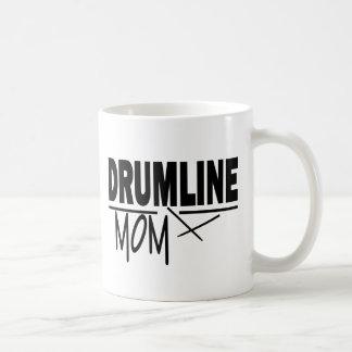 Drumline Mom Coffee Mugs