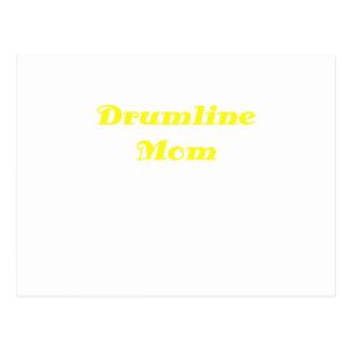 Drumline Mom Postcards