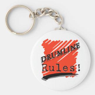 Drumline rules keychains