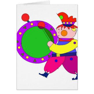 drummer 300dpi card