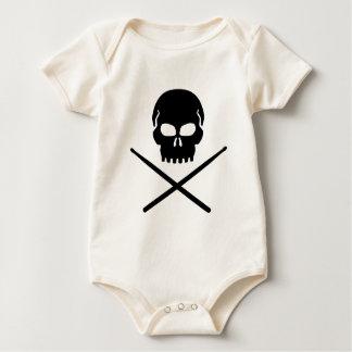 Drummer Baby Bodysuit