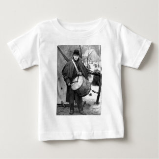 Drummer Boy Baby T-Shirt