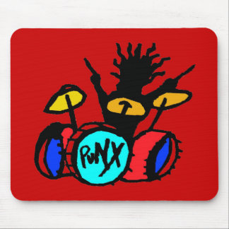DRUMMER BOY! MOUSE PAD