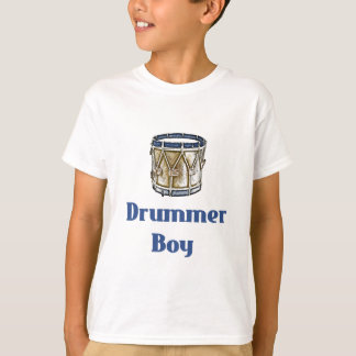 Drummer Boy T-Shirt