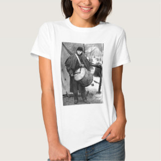 Drummer Boy T Shirt