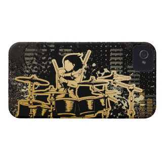 Drummer iPhone 4 Covers