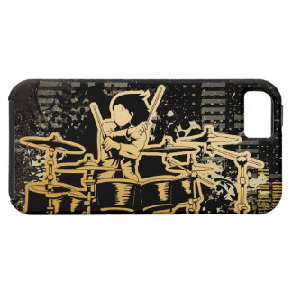 Drummer iPhone 5 Covers