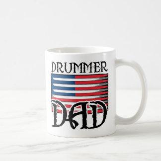 Drummer Dad Replacement Coffee Mug