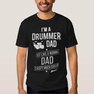 Drummer Dad T Shirt