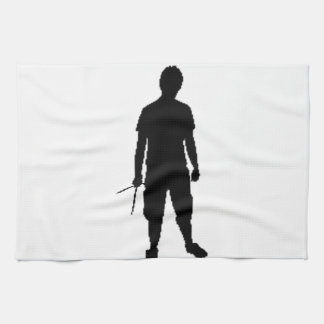 """""""Drummer"""" design gifts and products Towel"""