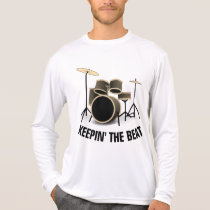 DRUMMER Drum Player T-shirts