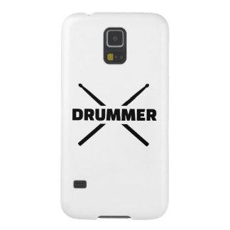 Drummer Drumsticks Case For Galaxy S5