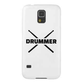 Drummer Drumsticks Case For Galaxy S5