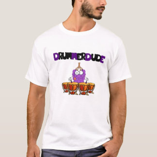 Drummer Dude Shirt