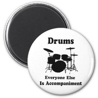Drummer Gift Magnet