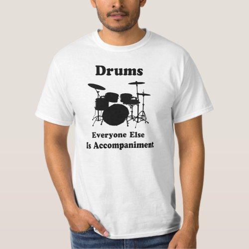 Drummer Gift T_Shirt