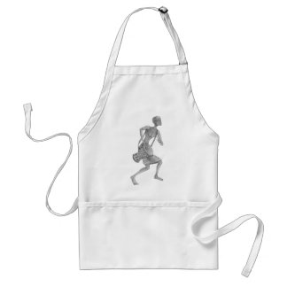 Drummer Gifts Adult Apron